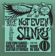 Ernie Ball Not Even Slinky Nickel Wound Guitar Strings